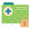 Patient Data Hospital Icon
