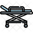 Patient Bed Emergency Icon
