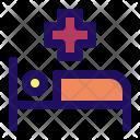 Bed Hospital Health Icon