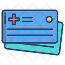 Patient Card Medical Card Card Icon