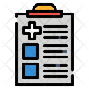 Patient chart Icon