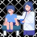 Patient Checkup Icon