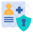 Data Security Patient Icon