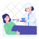 Patient Food Icon
