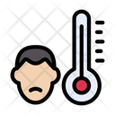Temperature Patient Thermometer Icon