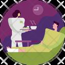 Patient Treatment Icon