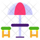 Garden Outdoor Patio Icon