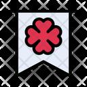 Saint Banner Tag Icon