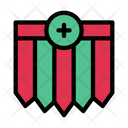 Patriot Viking Freedom Icon
