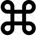 Pattern Design Background Icon