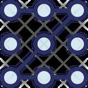 Abstract Algorithm Evaluation Icon