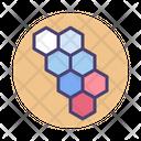 Pattern Structured Patterns Icon
