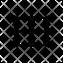 Dots Decoration Design Icon