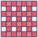 Cloth Textile Fabric Icon