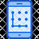 Pattern Mobile Smartphone Icon