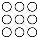 Pattern Protection Safety Icon