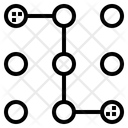 Pattern lock Icon