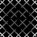Pin Pattern Lock Pattern Icon
