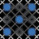 Pattern Lock Security Pattern Icon