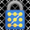 Pattern Lock Unlock Pattern Pattern Icon