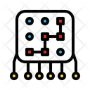 Pattern Recognition Pattern Artificial Intelligence Icon