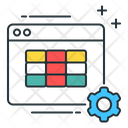 Pattern System Apps Browser Icon