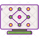 Pattern System System Security Screen Locker Icon
