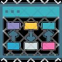Lock Security Design Icon