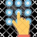 Pattern Unlock Icon