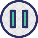 Pause Media Standby Icon
