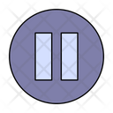 Pause Rest Interval Icon
