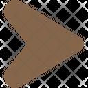 Pause Arrow Arrow Directional Icon
