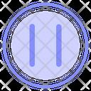 Pause Button Icon