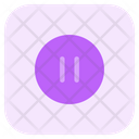 Pause Button Pause Music Pause Player Icon