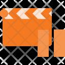 Pause Clapper Icon