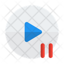 Pause Song Pause Button Icon