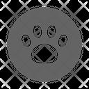 Paw Vet Pet Icon