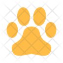 Paw Animal Trace Icon