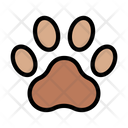 Paw Animal Foot Icon