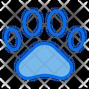Paw Dog Cat Icon
