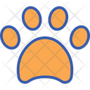 Paw Pet Animal Icon