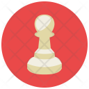 Chess Pawn Game Icon