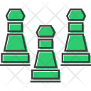 Pawn Chess Pieces Icon