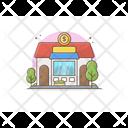 Pawn Shop Store Supermarket Icon