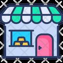 Pawn Shop Market Store Pawn Broker Icon