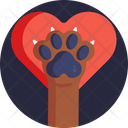 Pawprint Animal Care Pet Icon