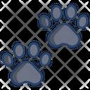 Paws Paw Print Animal Paw Icon