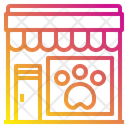 Paws Shop Icon