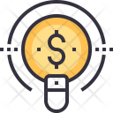 Pay Ppp Click Icon