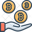 Pay Bitcoin Payment Icon